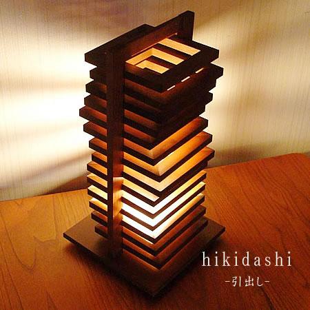 auc-askm  라쿠텐 일본: 테이블 스탠드 라이트 Flames HIKIDASHI ...