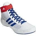 [adidas]アディダスレスリングシューズHVC(BD7129)ランニングホワイト