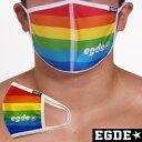 【SALE】EGDE← RAINBOW パイピングマスク