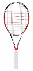 ウィルソン Wilson スチーム99LS STeam 99LS 硬式テニスラケット WRT7…