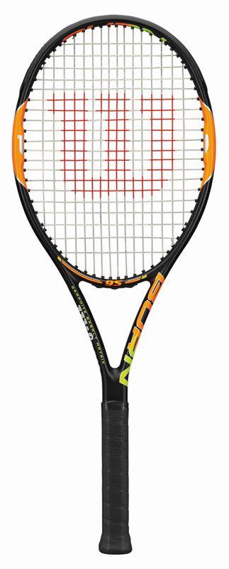 ウィルソン Wilson バーン 95 BURN 95 硬式テニスラケット WRT727120 ウィルソンテニス テニスウィルソン