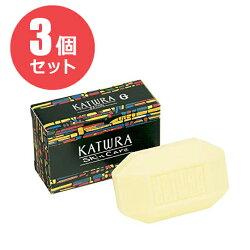 【お得な3個セット】カツウラサボンG(無香料)100g【RCP】