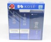 コーセー雪肌精化粧水エンリッチ200ml+乳液エンリッチ140ml+おまけ付きコットンとサンプル品セット保湿