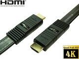 ★DM便なら送料無料★ HDMIケーブル 3.5m Flatタイプ ハイスピードイーサネット Flatタイプ Full HD 3D、4K2K対応