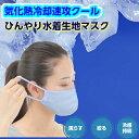 夏用マスク 日本製 ひんやりマスク 洗えるマスク 布 ファションマスク 子供用大人用 マスク小さめ ...