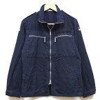 【中古】◆実物 ドイツ海軍 デッキジャケット アラミド繊維 ネイビー♪ミリタリー サープラス 軍服 ワーク 軍物 BW アーミー