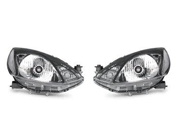 マツダ デミオ 07-13 純正タイプ ヘッドライト ヘッドランプ 左右セット