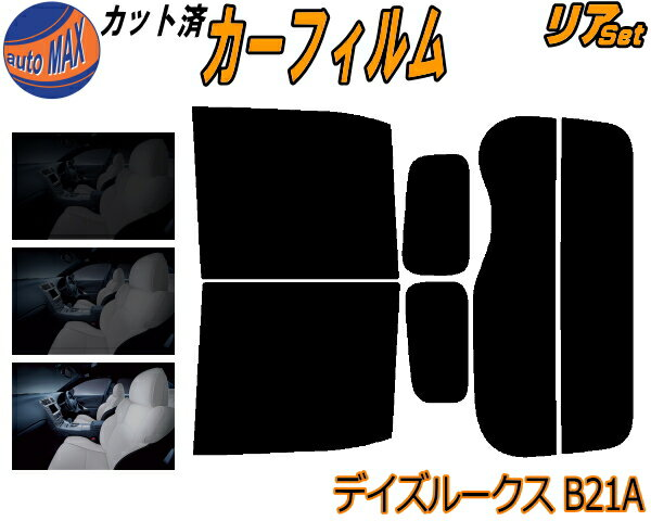 日除け用品, カーフィルム  (b) B21A UV ML21