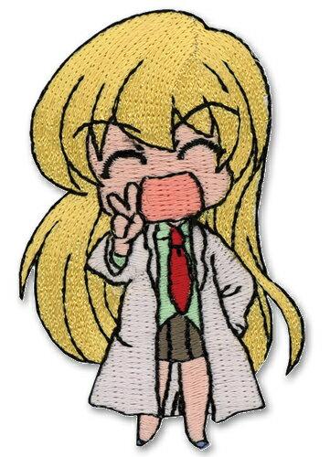 ぱにぽにだっしゅ! ベッキー 刺繍 アイロンワッペン グッズ 6-10cm 北米版画像
