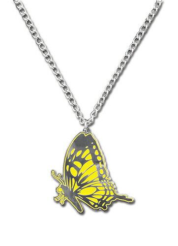 絶園のテンペスト 蝶 ネックレス グッズ 北米版画像