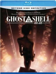 GHOST IN THE SHELL/攻殻機動隊 2.0 劇場版 BD 83分収録 北米版