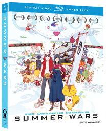 サマーウォーズ 劇場版 BD+DVD 120分収録 北米版