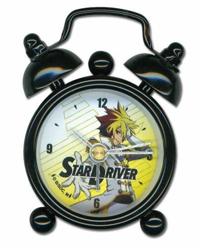 STAR DRIVER 輝きのタクト ツナシ・タクト 約5cm ミニ卓上時計 グッズ 北米版画像