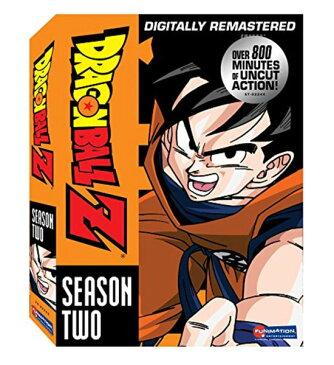 ドラゴンボール Z (デジタルリマスター) 2 DVD 40-74話 830分収録 北米版