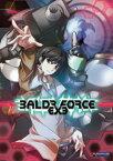 BALDR FORCE EXE RESOLUTION OVA版 廉価版 DVD 全4巻 120分収録 北米版