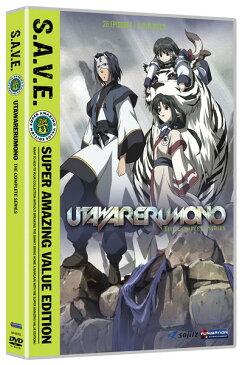 うたわれるもの 廉価版 DVD 全26話 650分収録 北米版