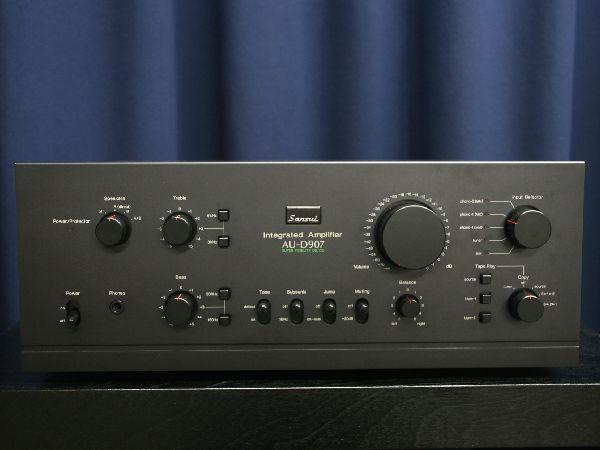 アンプ, プリメインアンプ  AU-D907