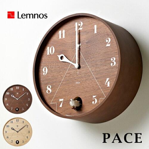 ポイント10倍 Lemnos タカタレムノス PACE/パーチェ (LC11-09)(掛け時計 鳩時計 ウォールクロック ...