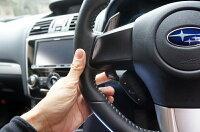 スバル専用ドライカーボン製パドルシフトカバー左右2点セット