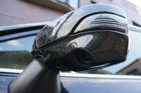 スバルレヴォーグ、WRX-S4/STI【B型以降】専用ドライカーボン製ミラーカバー2点セット