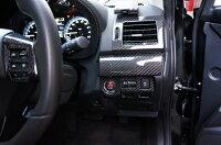 スバルWRXSTI/S4G4/スポーツXV/フォレスター【GP/GJ/GP7/SJ】レヴォーグVM型,WRX-S/STIエアコンカバー2点セット