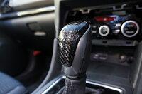 スバルインプレッサスポーツ/G4【GT/GK】XV【GT】専用ドライカーボン製シフトノブカバー/st372