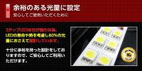 3色選択から可能!高輝度3チップLED仕様ユニット交換スバルレヴォーグ【LEVORG/VM型適合】専用ナンバー灯2個1セット