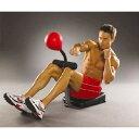 自宅で気軽に楽しくボールをパンチ! 誰でも腹筋を鍛えられるフィットネス・ツールシェイプアッ...