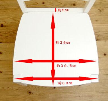 【木製カウンターチェア/408/ホワイト】ハイカウンターチェアホワイト/白い木製カウンター椅子/木製ハイチェア、スタンド椅子