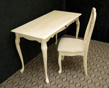 コンソールテーブルとチェア