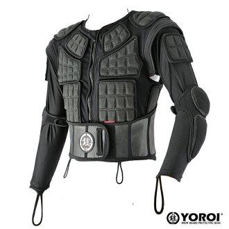 地圖-yoroi 在初中夾克保護 YOROI WAKA 功率 VESJACK 夾克 ! 有時,最好 ! 生長在適合你的尺寸改變對於孩子來說,初中為回護,夾克,上半身盔甲,20P09Jan16 5002014