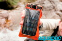 イギリス製ブランド aquapac 034 Mini Stormproof Phone Case完全防水アクアパック携帯用のウォータープルーフケース 防水・防塵・防砂・防油・防汚登山やハイキングにも!