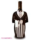 PINKELEPHANT♪WINEBOTTLECOVERピンクエレファント♪ワインボトルカバーバトラー