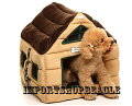 【送料無料!!】ペット用♥お家ベット♥♥お家ハウス♥【ペット用ベッド】【猫ベッド】【犬ベッド】【smtb-ms】