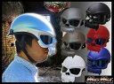 【送料無料!!】Masei ハーフヘルメット 429 スカル...
