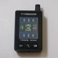 タイヤドッグTPMSTD1400A-X(カラー)画面