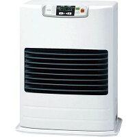 トヨトミFF-V4501(W)ホワイトFF式石油ストーブ(温風タイプ)木造12畳まで/コンクリート19畳までリビルト品