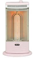 トヨトミ速暖遠赤外線カーボン&シーズヒーターEH-1000-Pピンク新品