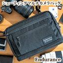Endurance(エンデュランス)シューティングマルチカメラバッグ ショルダーバッグ 一眼レフ カメラバック ショルダーカメラバッグ カメラポーチ 一眼レフ ミラーレス一眼 カメラケース 1
