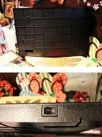 【送料無料】ジェームスディーン&ポルシェ・スパイダー★SkyView★LEDピクチャーフレーム★アメリカン雑貨アメリカ雑貨置き物店舗ガレージインテリア壁掛け
