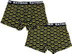 バットマン メンズ ボクサーパンツ BATMAN お馴染のロゴ柄 アメコミ 雑貨 下着