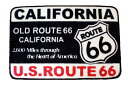 ルート66 カリフォルニア フロアマット 玄関マットサイズ アメリカ ...
