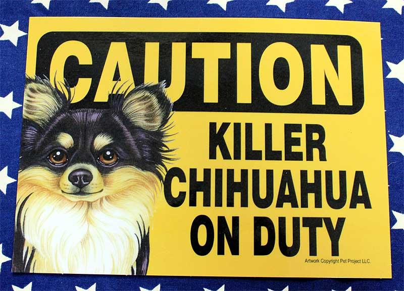 オーナーズグッズ, その他  001 KILLER CHIHUAHUA ON DUTY