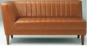 TeaTimeカウチソファーR/L(右肘と左肘が選べます)布張り8色対応(ミント・グリーン・アプリコット・カモミール・ラベンダー・ハーブ・ローズ・クロマメ)撥水加工済み、国産品