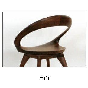 起立木工製 チェアー アネロ 座面は板座タイプ素材は5材から選べます回転式タイプウレタン塗装(オイル塗装もできます)受注生産(納期60日)(沖縄・北海道・離島は除く)