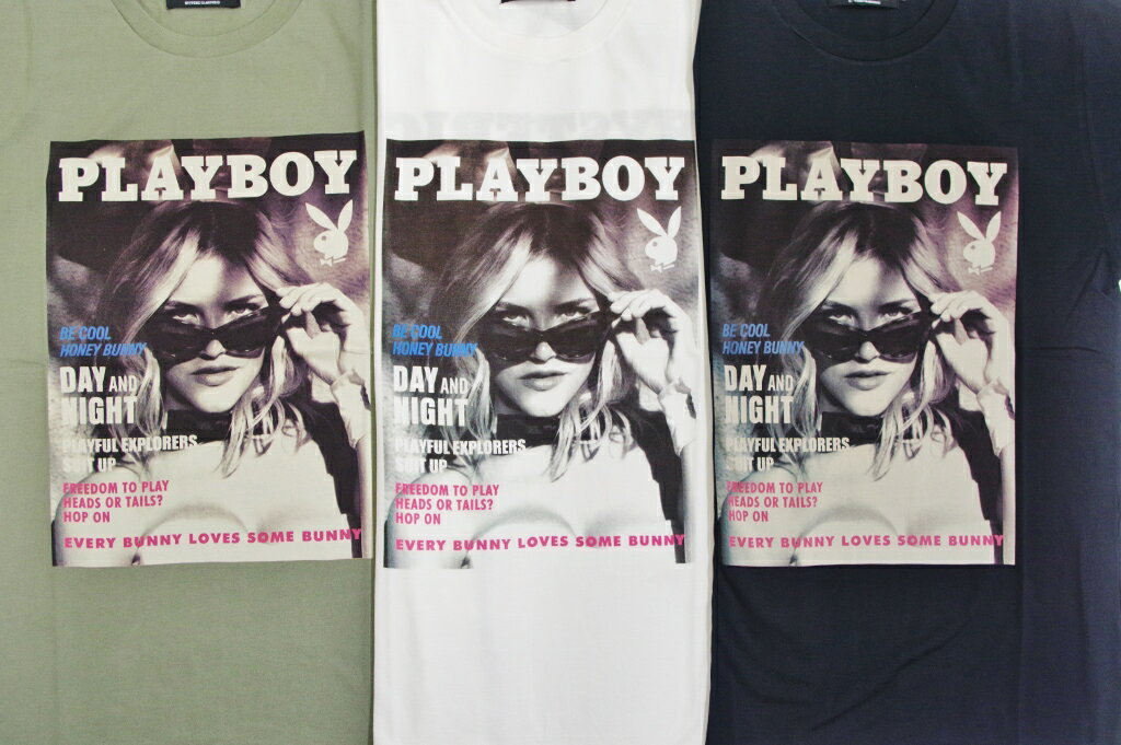 トップス, Tシャツ・カットソー HYSTERIC GLAMOURPLAYBOY ASHLEY SMITH pt T-SH