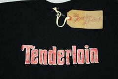 テンダーロインTENDERLOIN フルロゴ Tシャツ