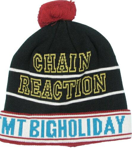 【特価】TMT ボンボン ニット キャップ KNIT CAP