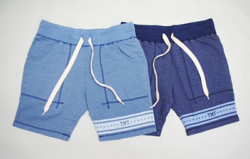 メンズファッション, ズボン・パンツ TMT INDIGO SWEAT SHORTS-indigo