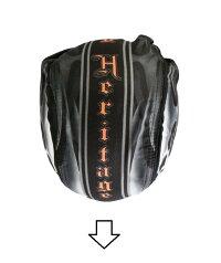 MadeinU.S.A!アメリカで不動の大人気!!ヘルメットを取った後の必需品!!簡単に装着可能!!バンダナキャップ/ヘッドラップHWH1047